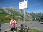 Col du Soulor summit