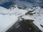 Photo from the Passo Gavia