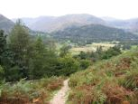 Looking back towards Patterdale