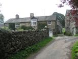 Stone and slate house in Kentmere